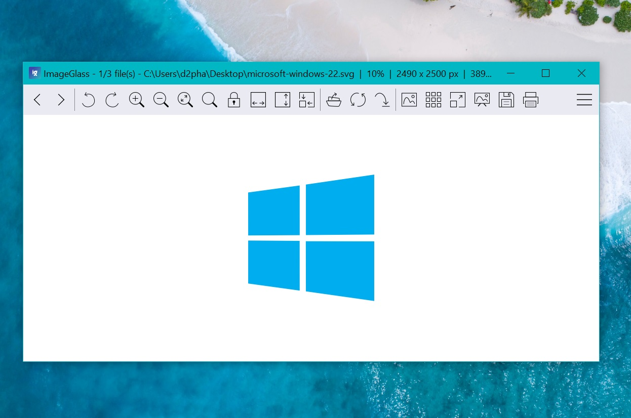 How to set ImageGlass as default photo viewer