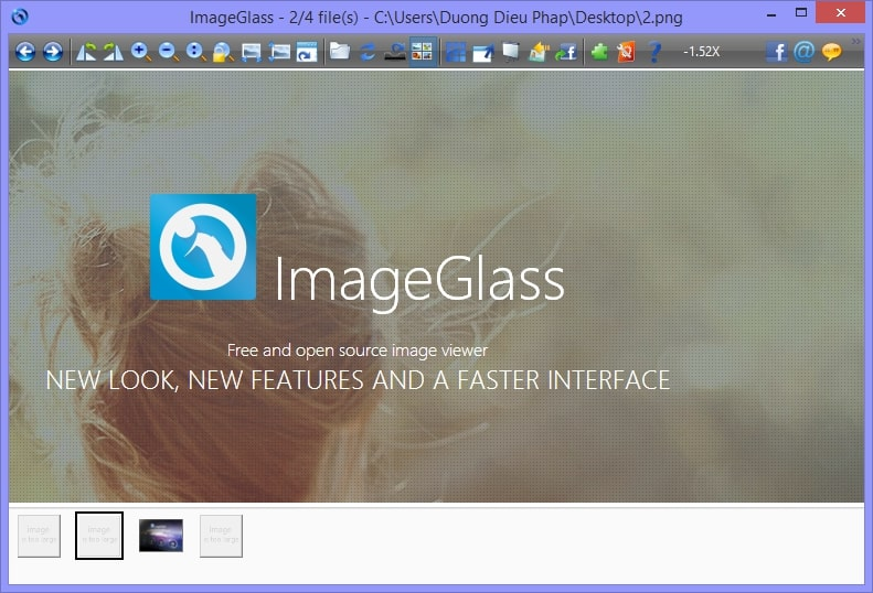ImageGlass 1.5.11.312 beta 2