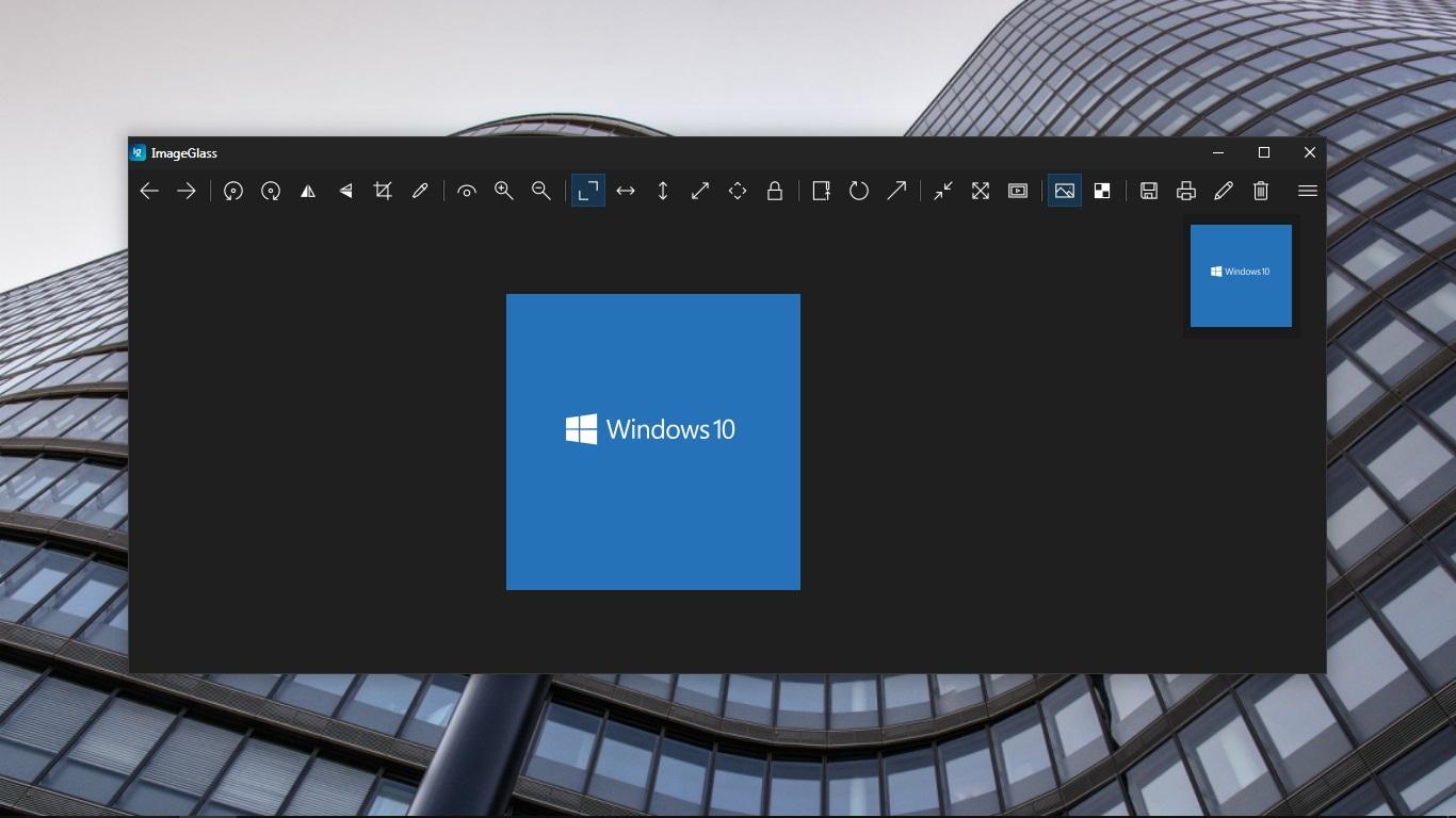 Windows 10 Dark (HiDPI)
